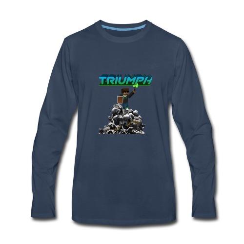 Triumph - Men's Premium Long Sleeve T-Shirt