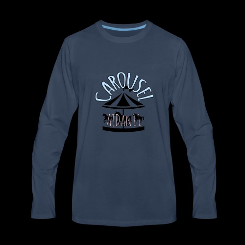 Carousel Ajdan11 - Men's Premium Long Sleeve T-Shirt