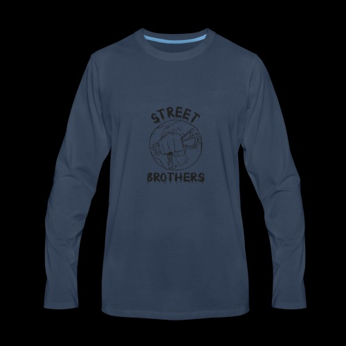 Street Brothers - Men's Premium Long Sleeve T-Shirt