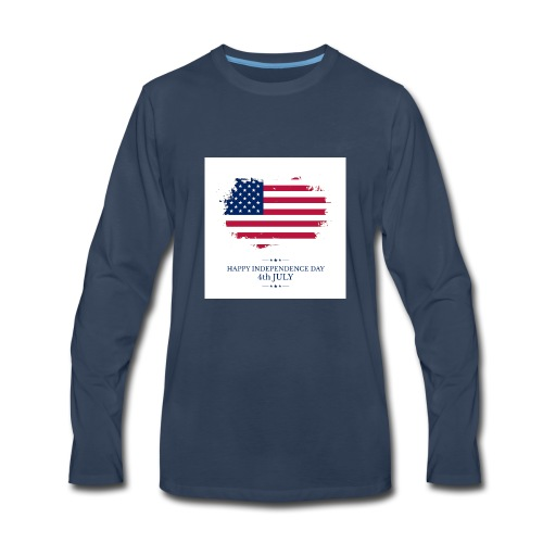 Independence Day IMG 0433 - Men's Premium Long Sleeve T-Shirt