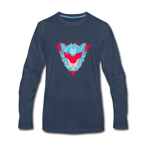 robot - Men's Premium Long Sleeve T-Shirt