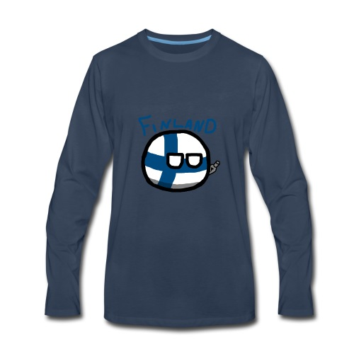 Finlandball - Men's Premium Long Sleeve T-Shirt