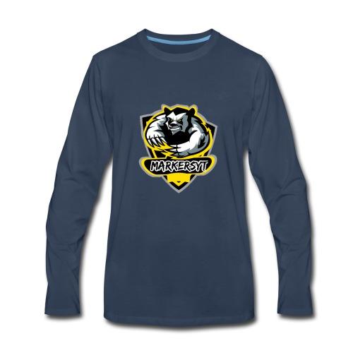MarkersYT - Men's Premium Long Sleeve T-Shirt