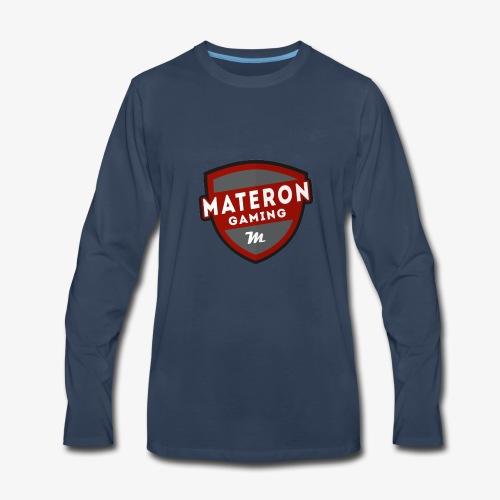 materon v1 - Men's Premium Long Sleeve T-Shirt