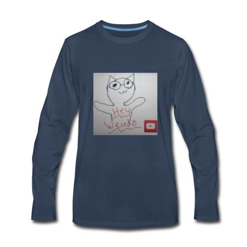 TheOutsider Comics - Men's Premium Long Sleeve T-Shirt