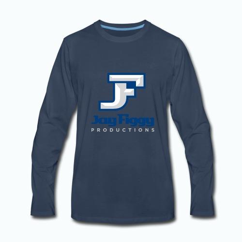 JayFiggyProductions - Men's Premium Long Sleeve T-Shirt