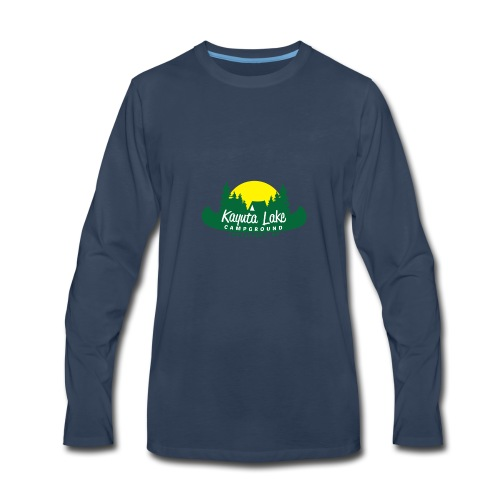 Kayuta Lake Campground - Men's Premium Long Sleeve T-Shirt