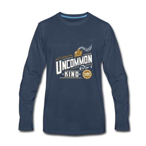 UK White - Men's Premium Long Sleeve T-Shirt