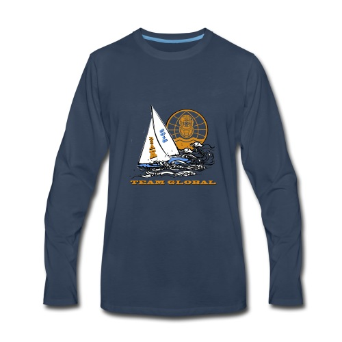 2018 R2AK Team Global - Men's Premium Long Sleeve T-Shirt