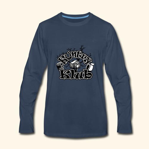 Kuntry 3d TEE - Men's Premium Long Sleeve T-Shirt