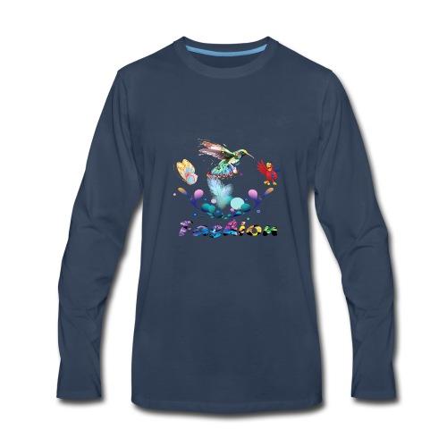 fashion yan - Men's Premium Long Sleeve T-Shirt