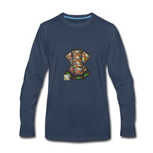 Photo Strip Shirt - Men's Premium Long Sleeve T-Shirt