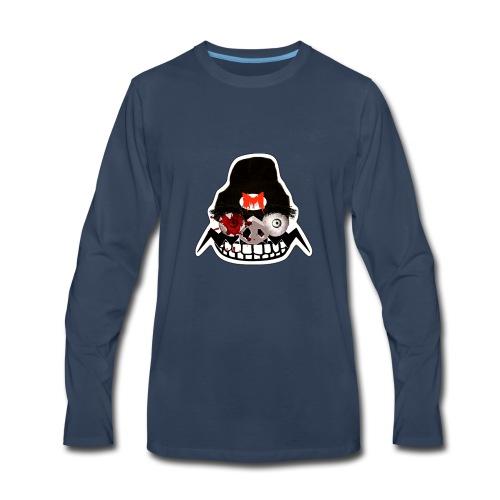 MRMEME_HALLOWEEN - Men's Premium Long Sleeve T-Shirt