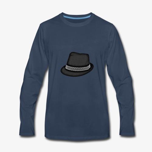 Bam FIlmz Logo - Men's Premium Long Sleeve T-Shirt
