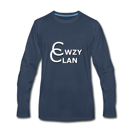 CwZy Clan Merch - Men's Premium Long Sleeve T-Shirt
