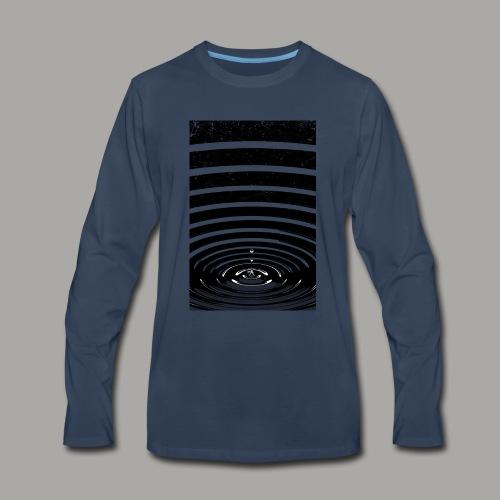 Ripples - Men's Premium Long Sleeve T-Shirt