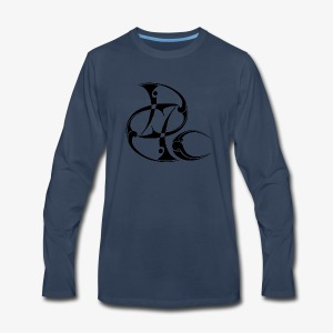 Cryptic DDC Series - w/out trim - Men's Premium Long Sleeve T-Shirt