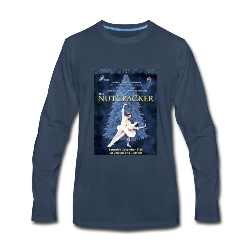 CBC Nutcracker Product - Men's Premium Long Sleeve T-Shirt