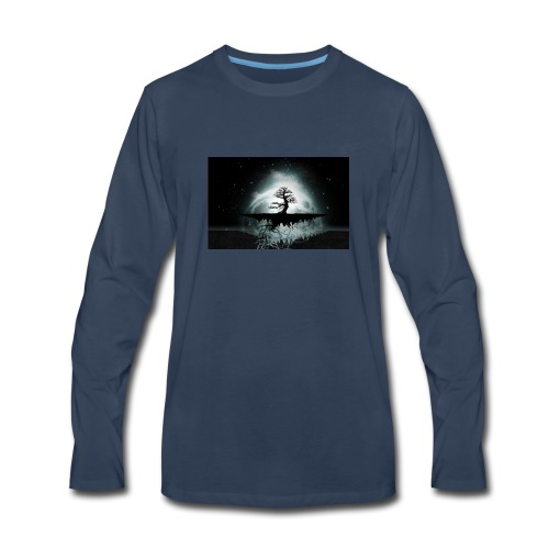 Night Sky - Men's Premium Long Sleeve T-Shirt