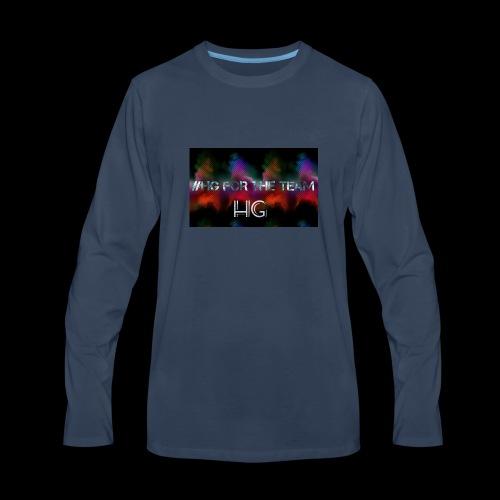 Logopit 1534289002185 - Men's Premium Long Sleeve T-Shirt