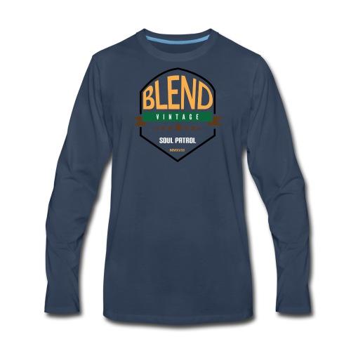 BLEND VINTAGE - Men's Premium Long Sleeve T-Shirt