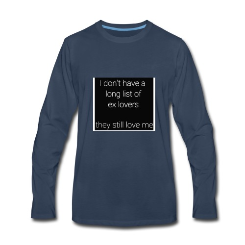 Ex Lovers - Men's Premium Long Sleeve T-Shirt