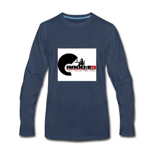 caaddies - Men's Premium Long Sleeve T-Shirt