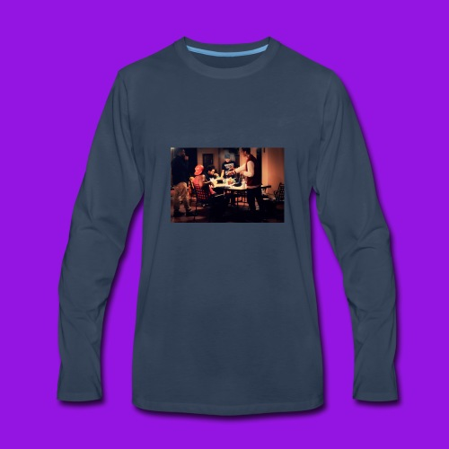 vegas - Men's Premium Long Sleeve T-Shirt