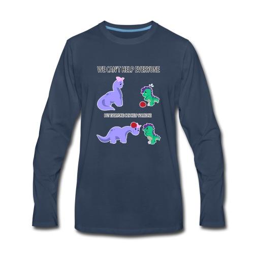 Dino Babies - Men's Premium Long Sleeve T-Shirt