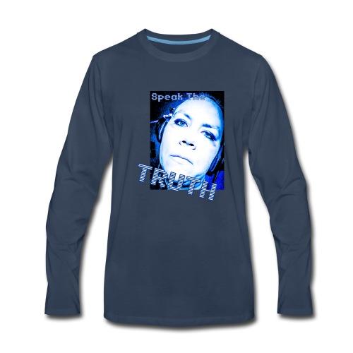 SpeakTheTruth - Men's Premium Long Sleeve T-Shirt