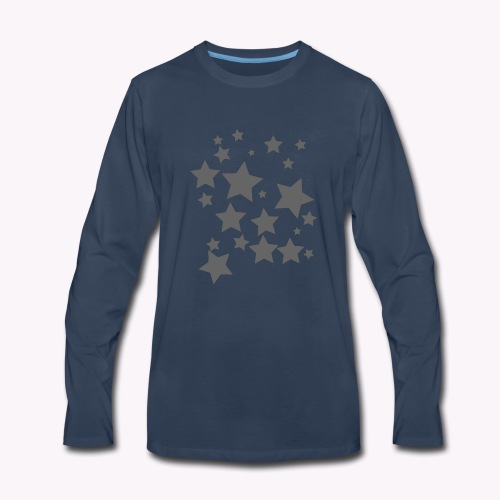 SILVERSTAR - Men's Premium Long Sleeve T-Shirt