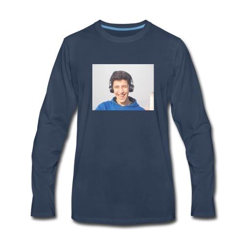 FODIL SLMT - Men's Premium Long Sleeve T-Shirt