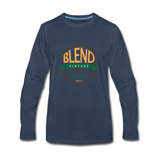 BLEND - Men's Premium Long Sleeve T-Shirt