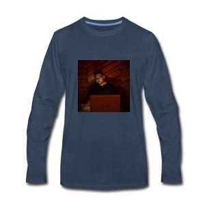 Just Me - Men's Premium Long Sleeve T-Shirt