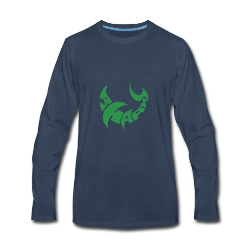 My Shark - Men's Premium Long Sleeve T-Shirt