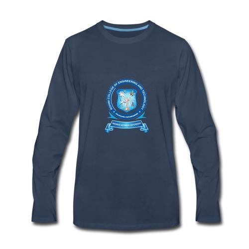 Rohini college - Men's Premium Long Sleeve T-Shirt