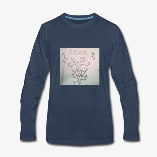 Domestic kids - Men's Premium Long Sleeve T-Shirt