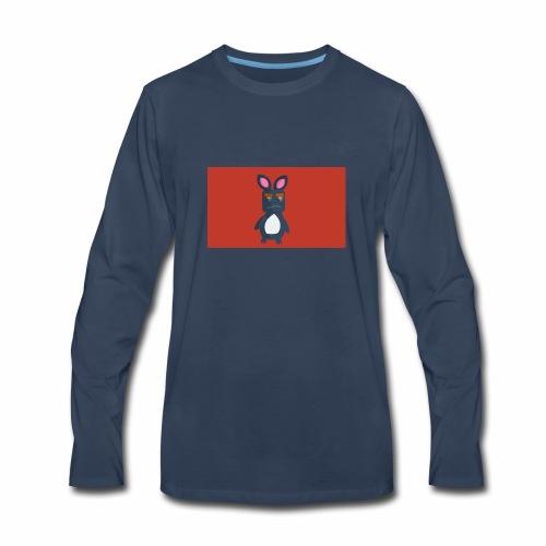 Flat Monster - Men's Premium Long Sleeve T-Shirt