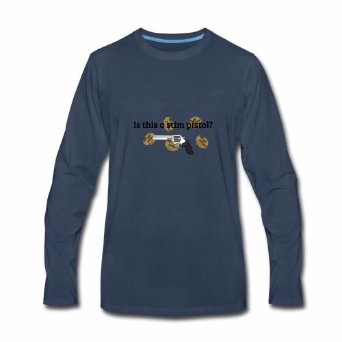 Stim Pistol? - Rainbow Six Siege - Men's Premium Long Sleeve T-Shirt