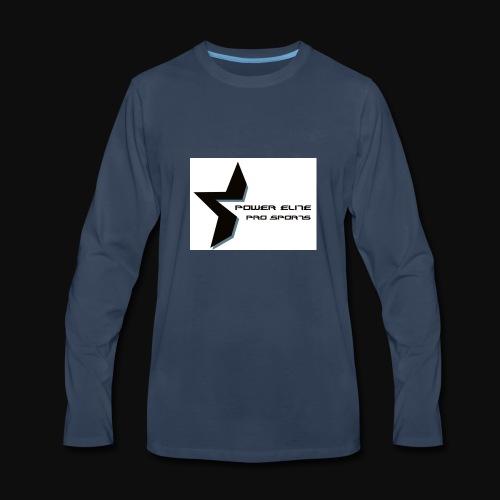 Star of the Power Elite - Men's Premium Long Sleeve T-Shirt