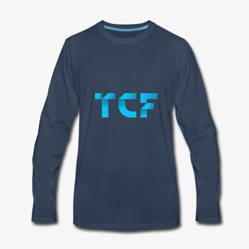 Tezos Commons - Men's Premium Long Sleeve T-Shirt