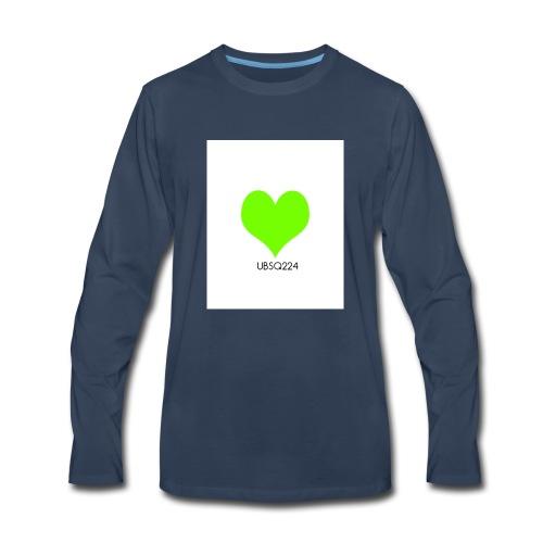UndeadBarbieStarQueen224 2 - Men's Premium Long Sleeve T-Shirt