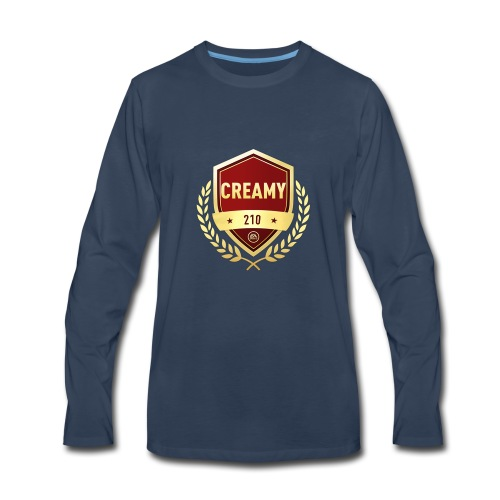 CREAMY210 Original FUT Champions Logo - Men's Premium Long Sleeve T-Shirt