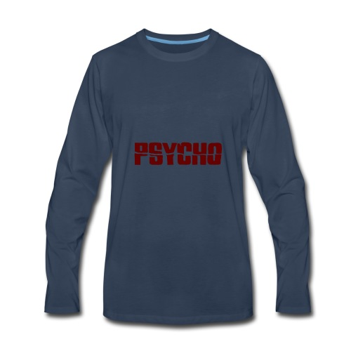 Psycho shirt - Men's Premium Long Sleeve T-Shirt
