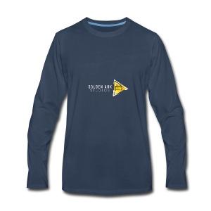 Golden Ark Represent - Men's Premium Long Sleeve T-Shirt