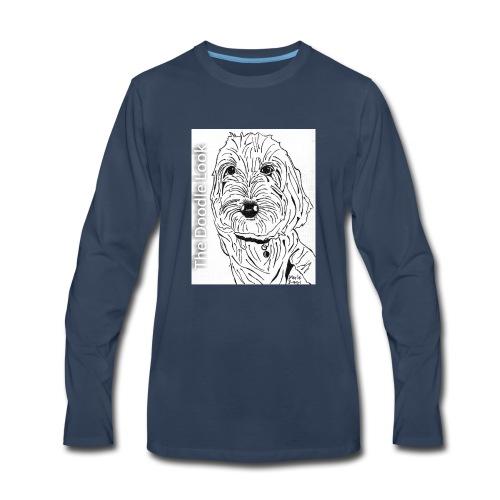 The Doodle Look - Men's Premium Long Sleeve T-Shirt