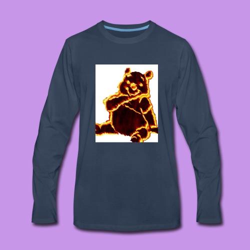 pooh - Men's Premium Long Sleeve T-Shirt