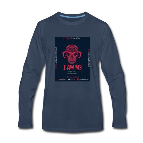 0B979179 946B 4145 9E3C 12ECB637B6BE - Men's Premium Long Sleeve T-Shirt