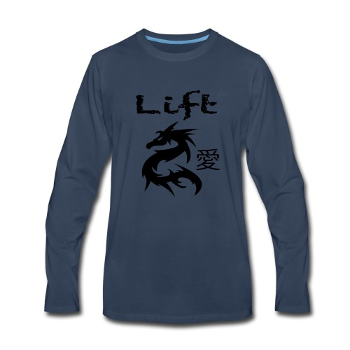 Lift - Men's Premium Long Sleeve T-Shirt