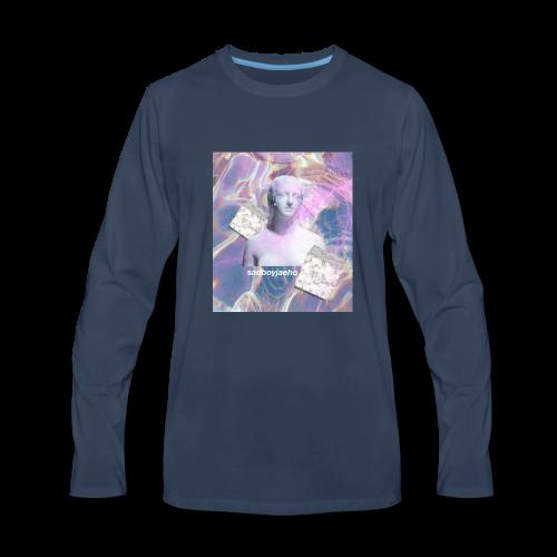 sadboyjaeho vaporwave - Men's Premium Long Sleeve T-Shirt